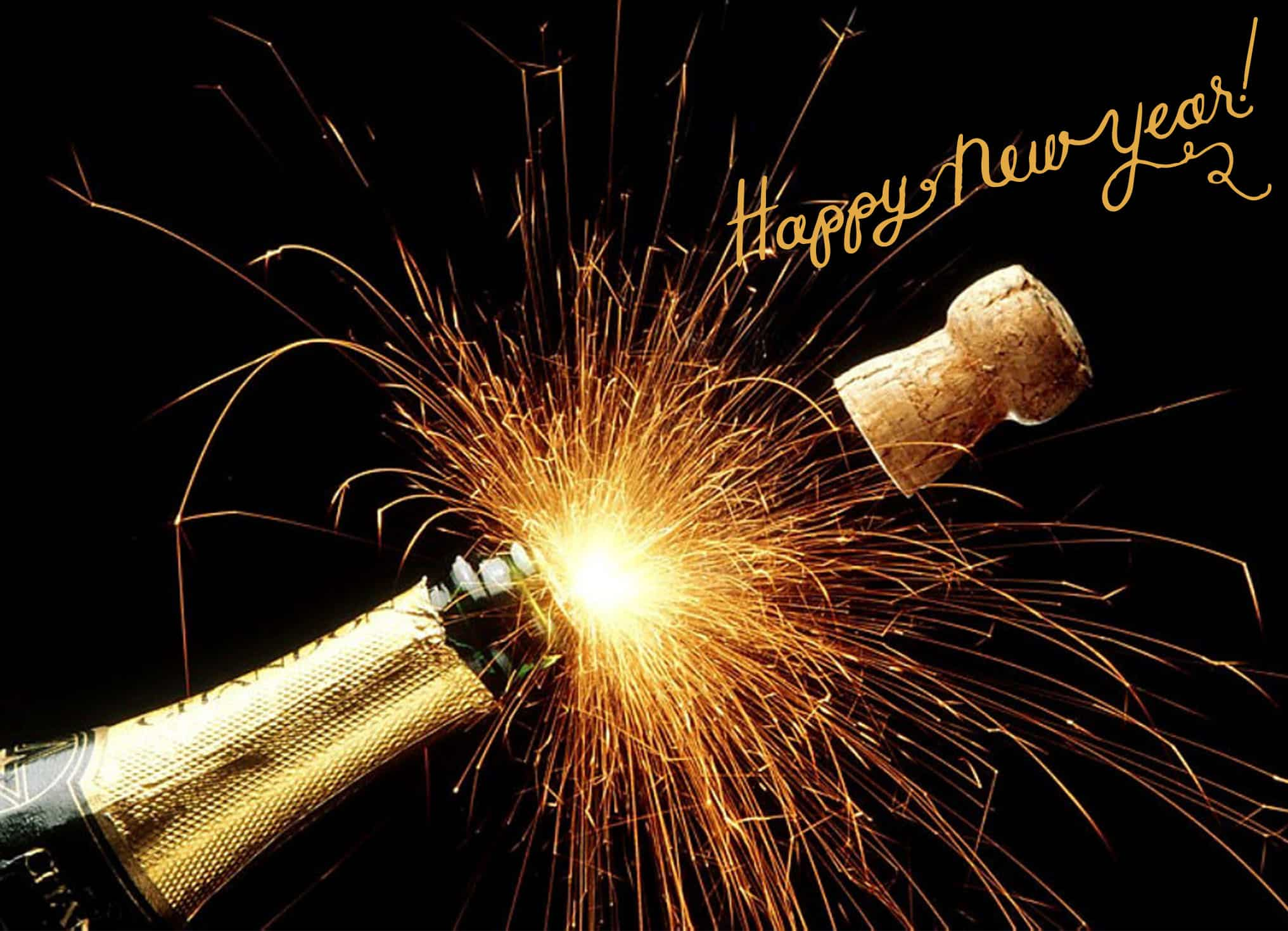 Happy New Year Hotel 84