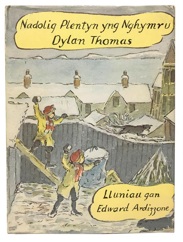 A Childs Christmas In Wales.Reading Of A Child S Christmas In Wales With Author Paul