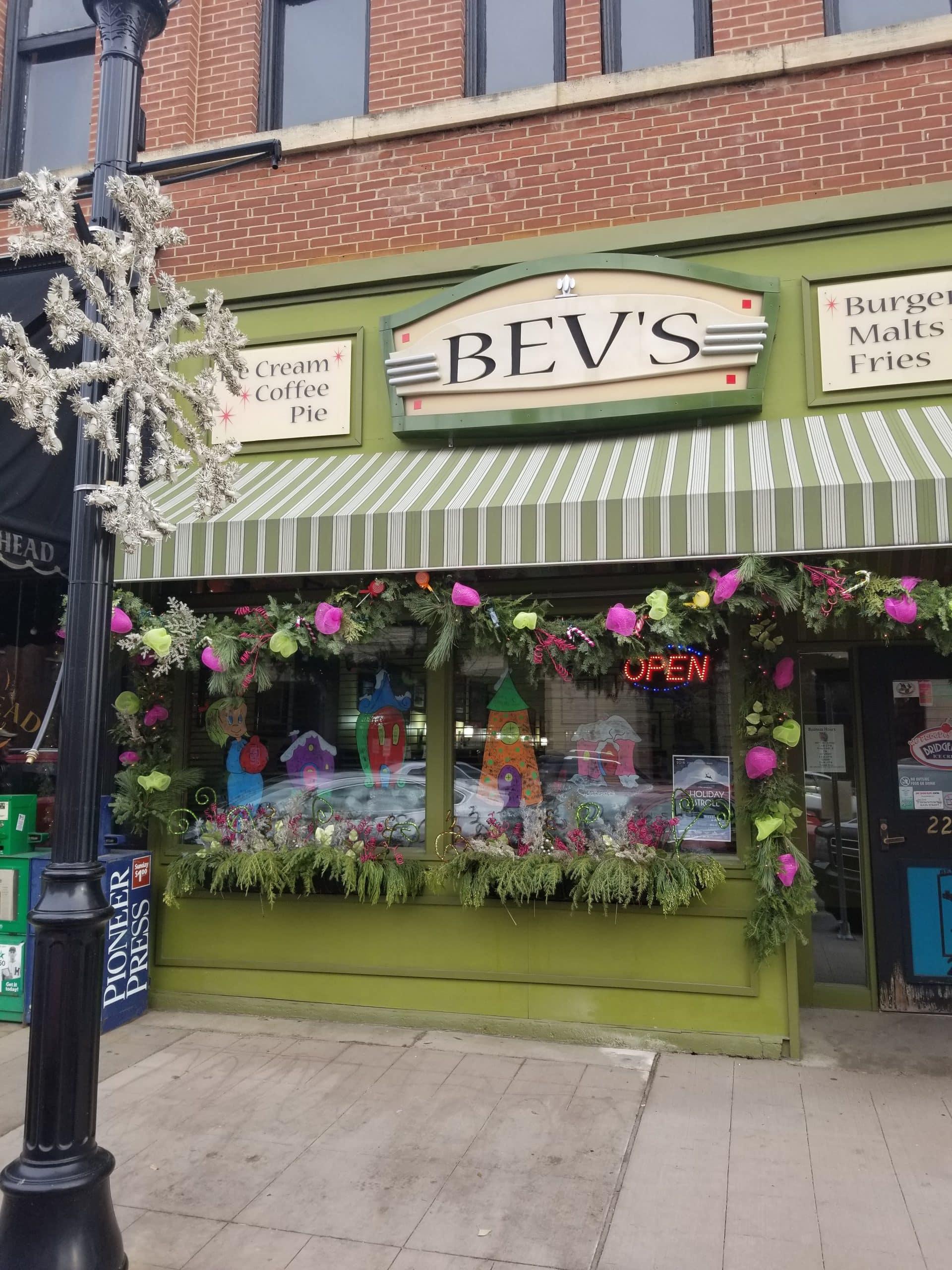 Bev's Cafe