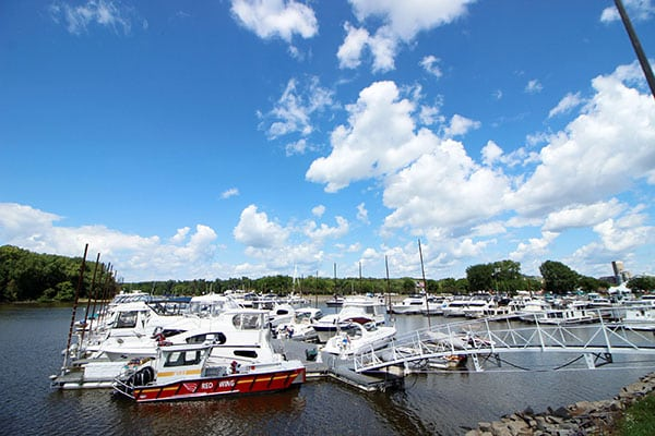 Ole Miss Marina - Red Wing
