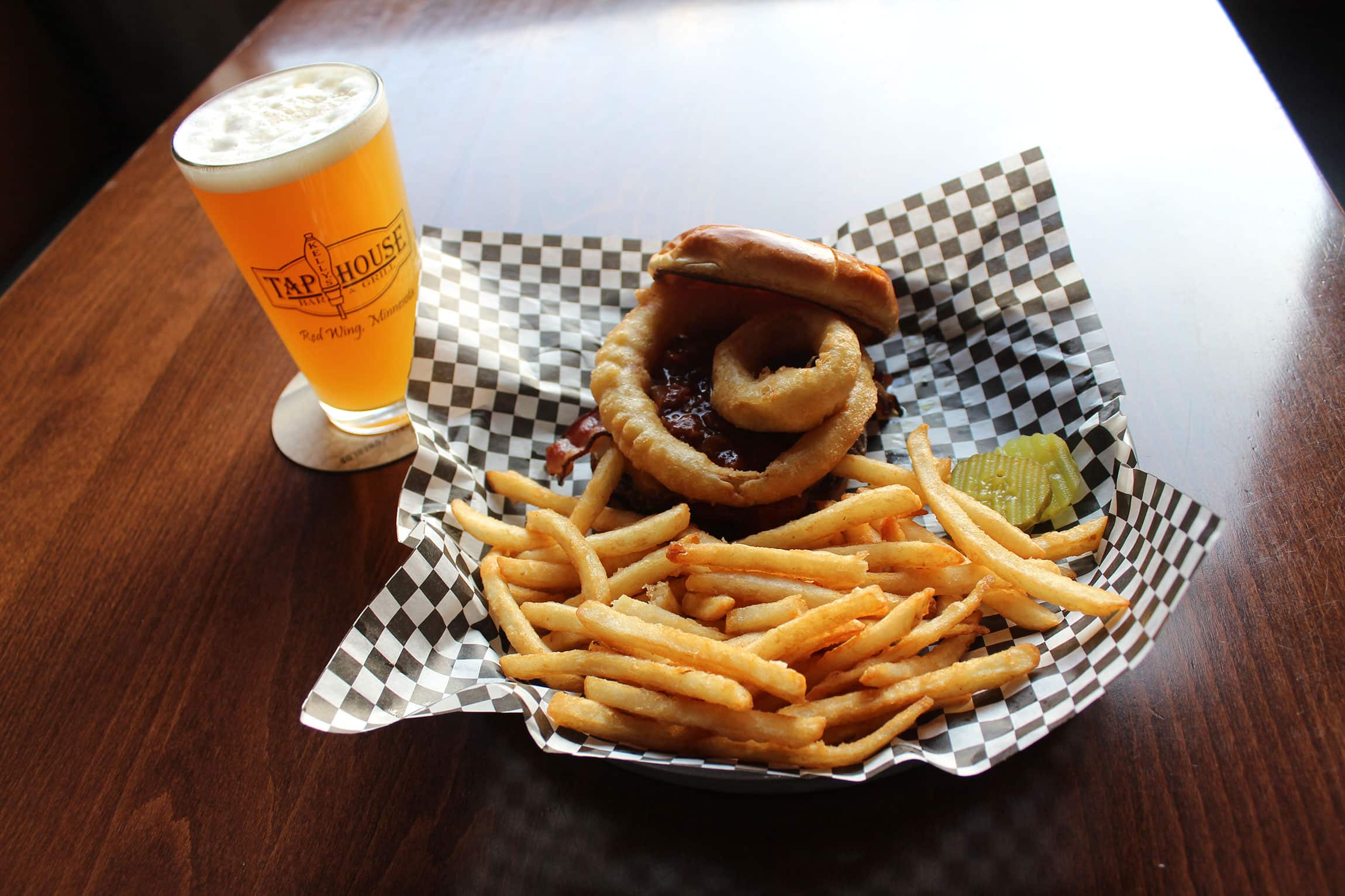 Kelly's Beer and Burger